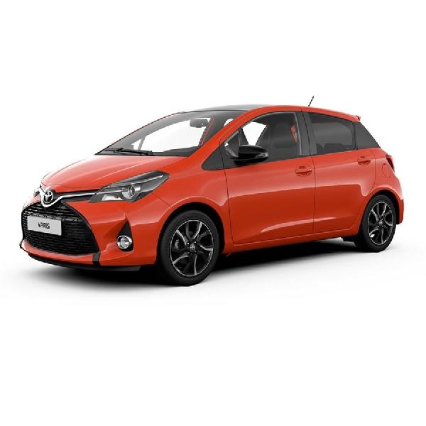 Toyota Inggris Mulai Luncurkan Yaris Orange Edition
