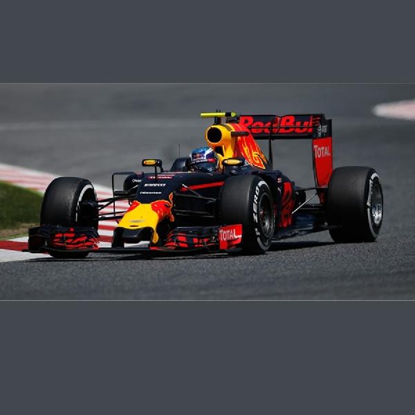 F1: Max Verstappen Catatkan Waktu Tercepat di Barcelona