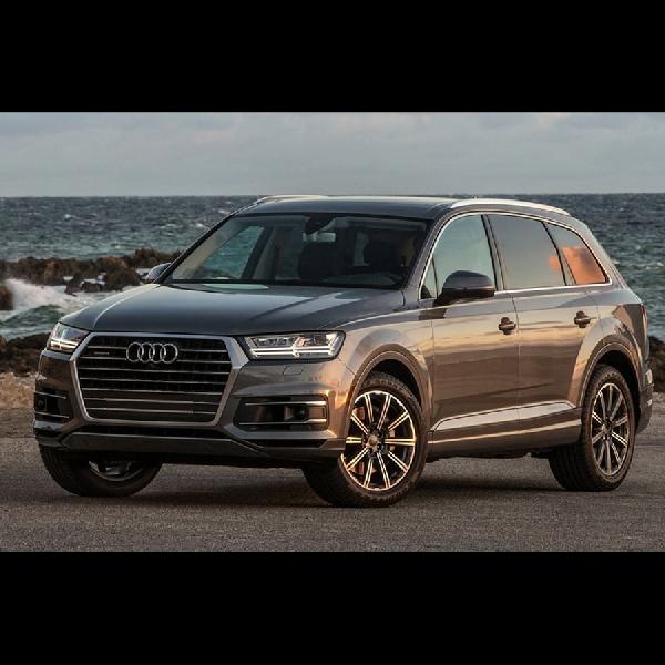 14 ribu New Audi Q7 ditarik dari peredaran akibat masalah airbag