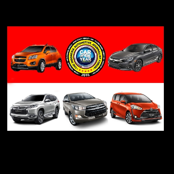 Pengumuman Mobil Terbaik di Indonesia Siap Digelar