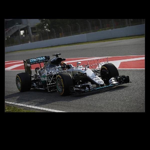 F1: Tim Mercedes Panggil Wehrlein dalam Pengujian Mobilnya di Barcelona