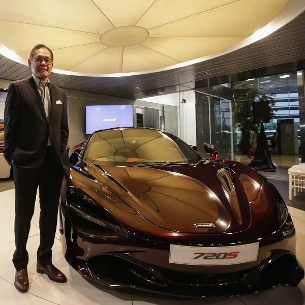 Showroom McLaren Jakarta Bakal Pindah ke Kebayoran Lama