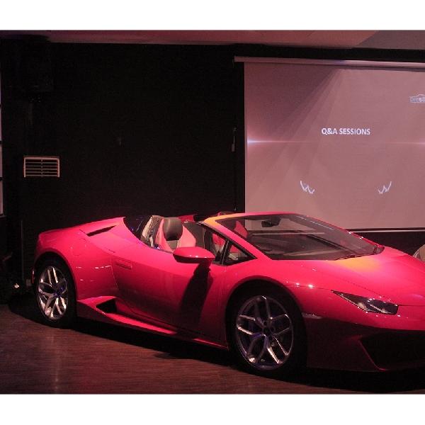 Prestige Motorcars Tak Punya Target Angka Penjualan Lamborghini Huracan Spyder