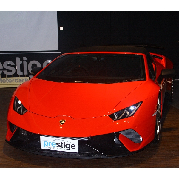 Dengan Syarat Ini, Prestige Motorcars Bisa Tambah Unit Lamborghini Huracan Performante Spyder