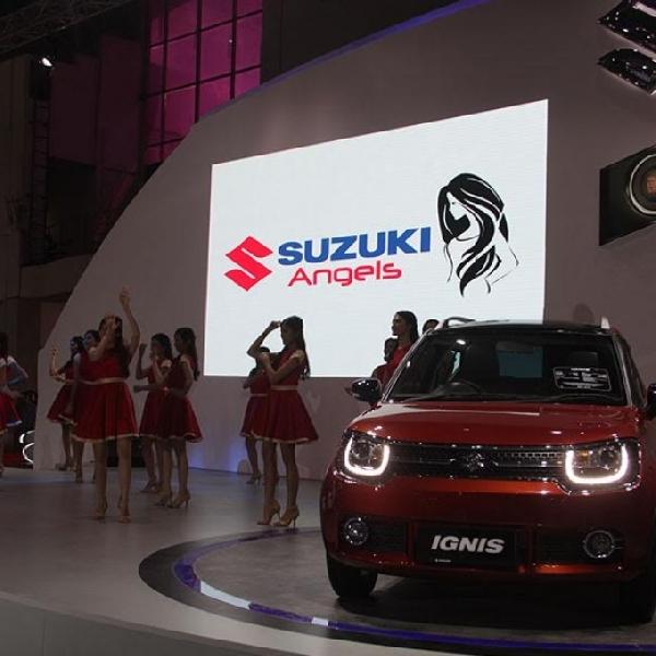 Urban SUV jadi Tema Booth Suzuki di IIMS 2017