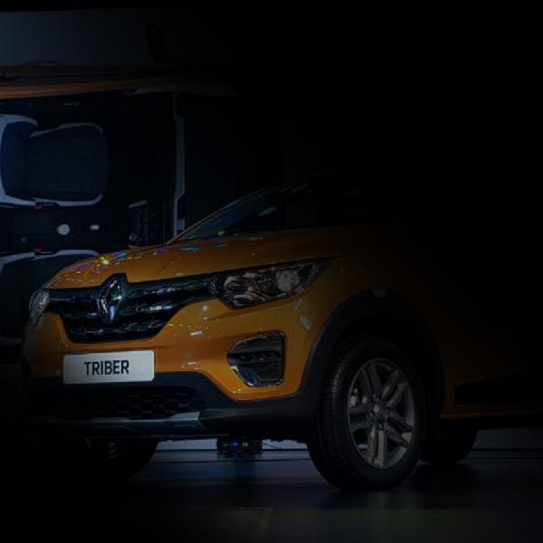 Renault Triber Debut di India, Seven Seater yang Rela Pakai Mesin LCGC