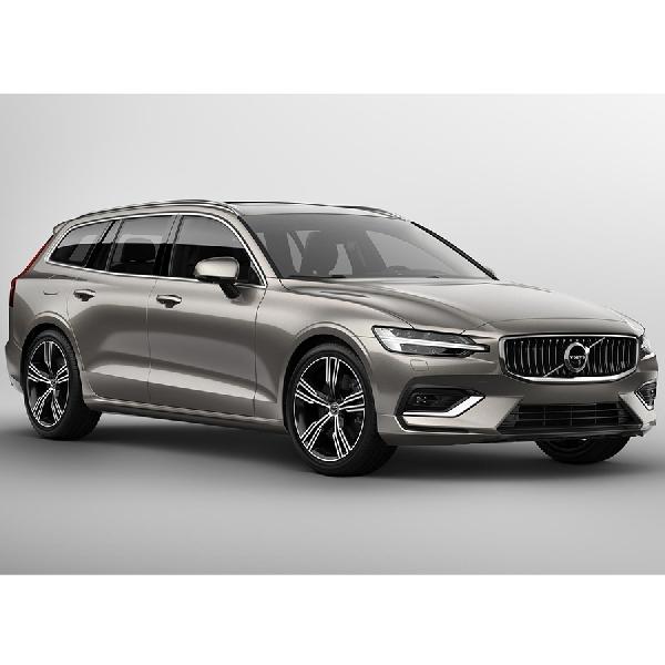 Volvo V60 Baru Ini Memberikan Banyak Penawaran