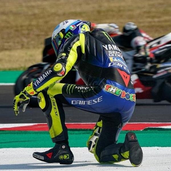 MotoGP: Valentino Rossi Akui tak Kompetitif Untuk Raih Gelar Juara