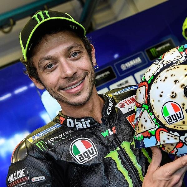 MotoGP: Valentino Rossi Puji Adaptasi Pebalap Muda di MotoGP Era Modern