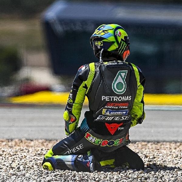 MoroGP: Valentino Rossi Targetkan Posisi Bagus di MotoGP Perancis