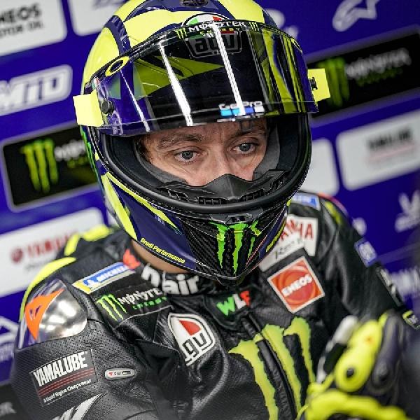 MotoGP: Valentino Rossi Tunda Keputusan Terkait MotoGP