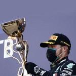 F1: Akhirnya, Valtteri Bottas Ungguli Lewis Hamilton di Grand Prix Rusia 2020