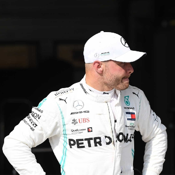 F1: Valtteri Bottas Akui Belum Capai Level Terbaik Musim Ini
