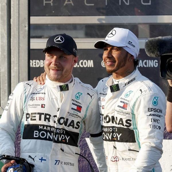 F1: Valtteri Bottas Ingin Kalahkan Lewis Hamilton di Grand Prix Meksiko