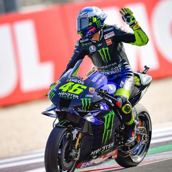 MotoGP: Akhirnya, Valentino Rossi Konfirmasi ke Skuad Petronas Yamaha