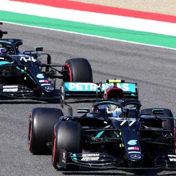 F1: Valtteri Bottas Ingin Kalahkan Lewis Hamilton di Grand Prix Rusia