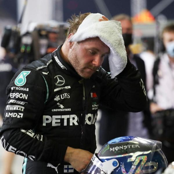 F1: Valtteri Bottas Tunda Kontrak Baru Dengan Mercedes?