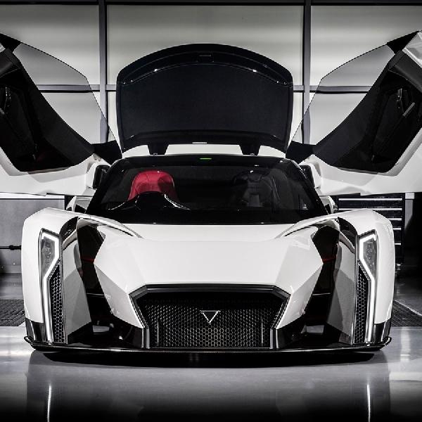 Hypercar Inggris akan meluncur di jalanan tahun 2020 mendatang