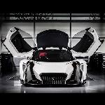 Peter Stevens Desainer F1 McLaren Tukangi Supercar Elektrik Dendrobium