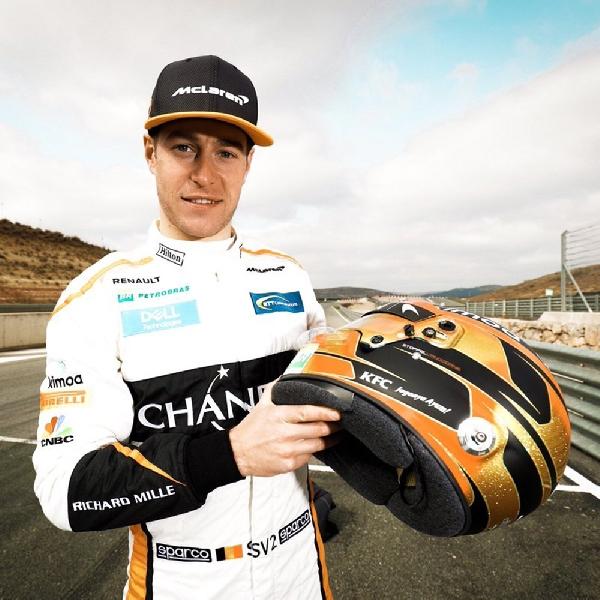 Stoffel Vandoorne Tak Takut Dilepas McLaren