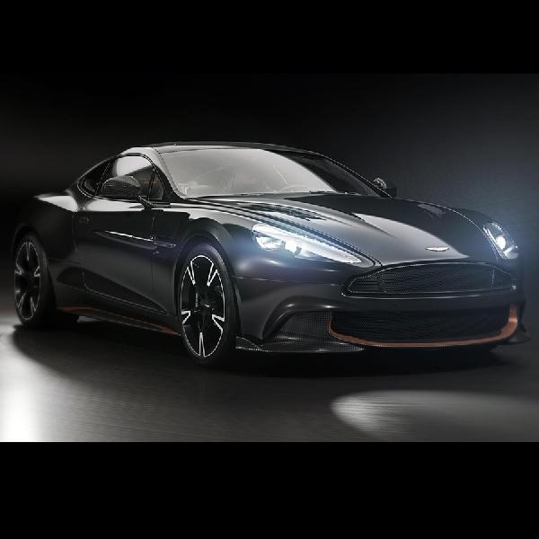 Aston Martin Rilis Vanquish S Versi Terakhir