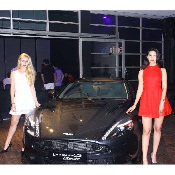 Indonesia Kebagian Satu Unit Aston Martin Vanquish S Ultimate