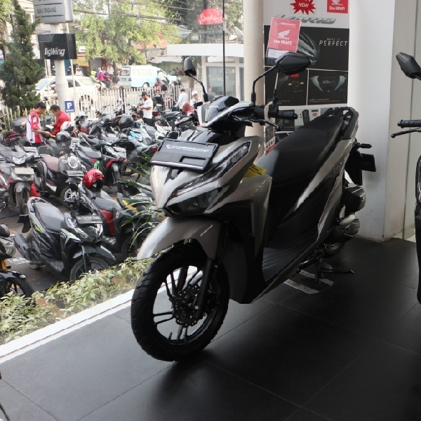 Ekspor Honda Vario Naik Sangat Pesat di 2018