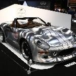 Shelby Beri Kejutan di Paris Motor Show