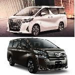 Membedakan Toyota Alphard dan Vellfire (Part 2)