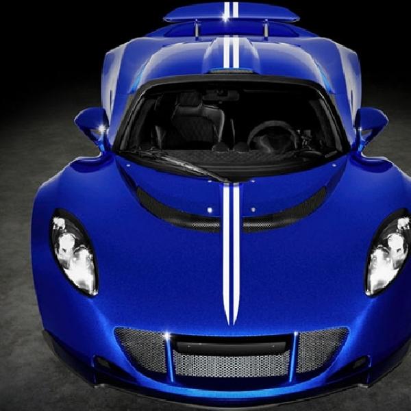 Hennessey Venom GT Akhiri Masa Produksi