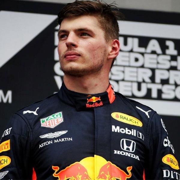 Verstappen: Kemenangan Jerman Tidak Mengubah Peluang Juara