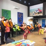 Piaggio Indonesia Sapa Penggemar Skuter Enthusiast di Nusa Dua
