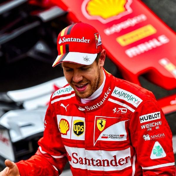 Bersama Ferrari, Vettel Jadi Akrab Dengan GP Australia