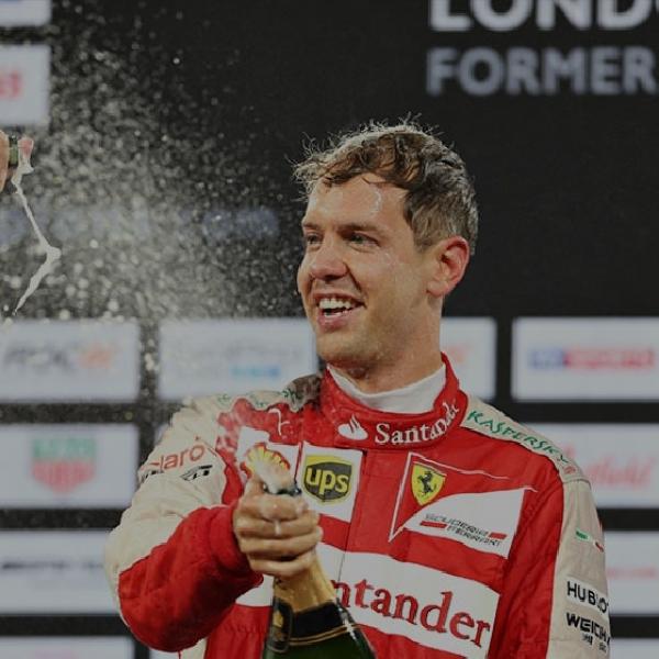 F1: Vettel Akhirnya Juara ROC