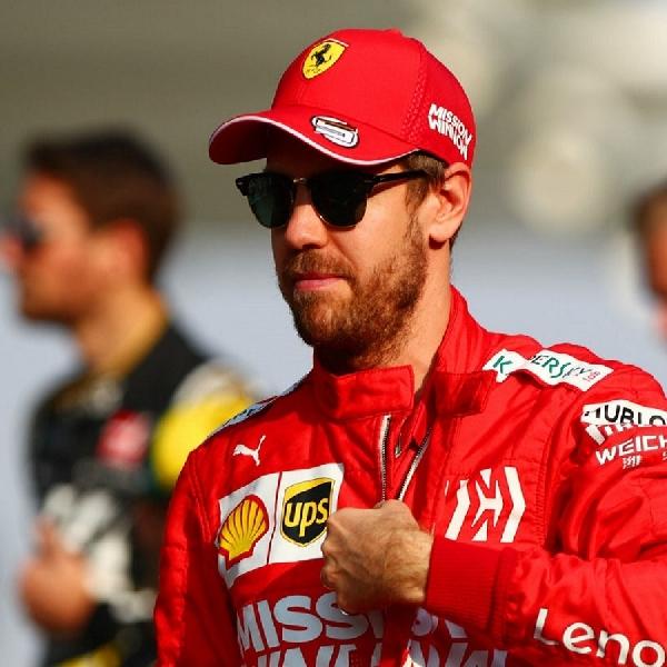 F1: Vettel Sebut Budaya Ferrari Sering Disalahpahami