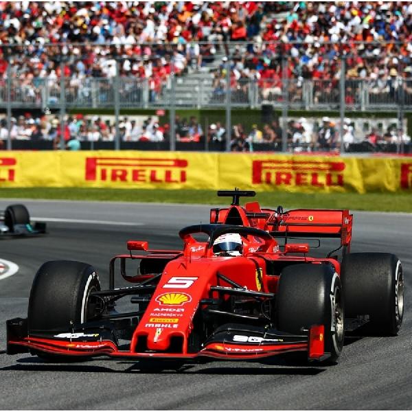Vettel: Ferrari Gagal Capai Tujuan di Prancis