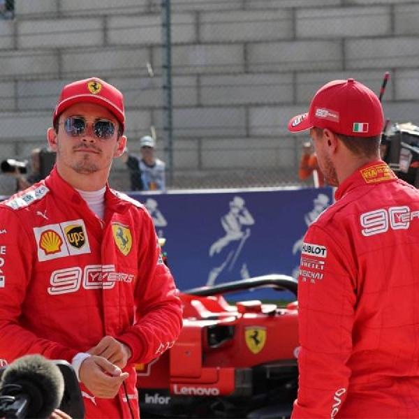 F1: Vettel Beranggapan Kemenangan Leclerc Bukan Hal Mengejutkan