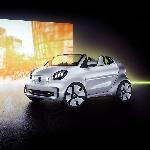 Smart Luncurkan Konsep Terbaru di Paris Motor Show