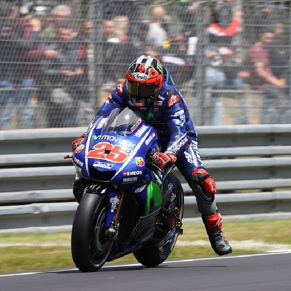 MotoGP: Vinales Incar Kemenangan di Mugello