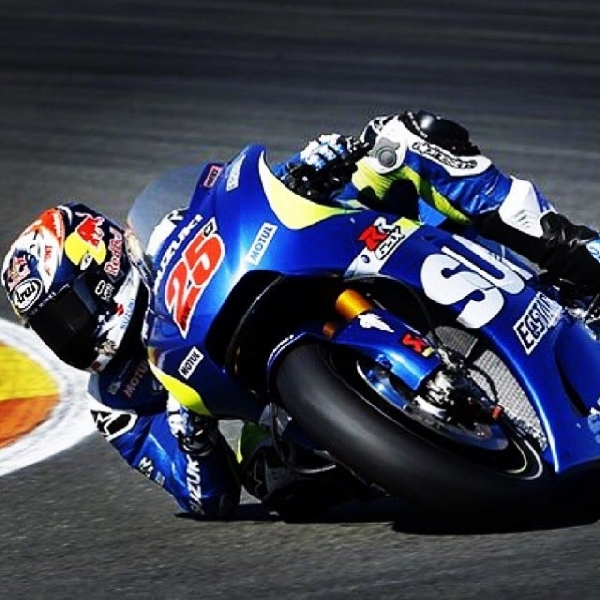 MotoGP: Vinales Kejar Gelar dengan atau Tanpa Suzuki
