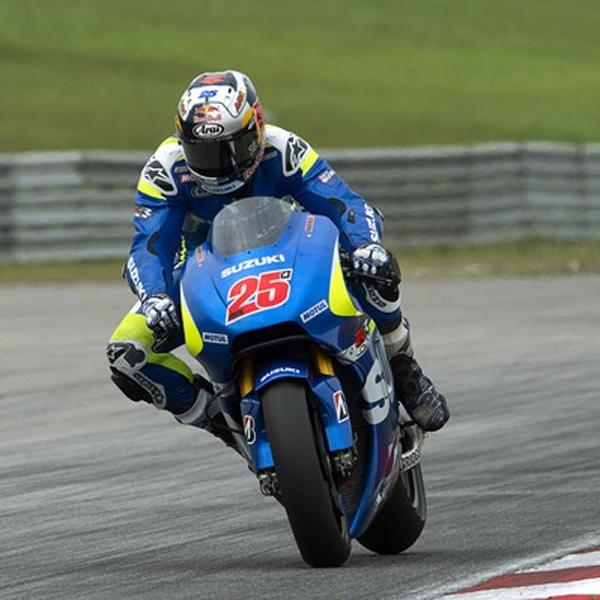 MotoGP: Vinales Siap Mendebut Seamless Girboks Suzuki di Sepang
