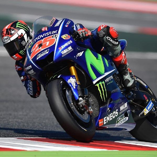 MotoGP: Vinales Tampil Buruk di Catalunya