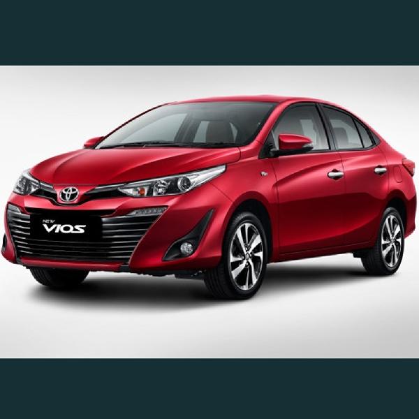 Tanpa Banyak Basa-Basi, Toyota Luncurkan New Vios