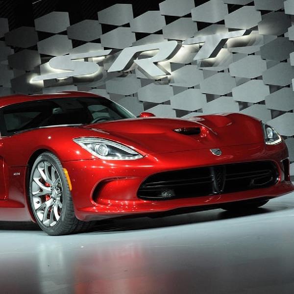Dodge Viper Akan Hadir Dengan Mesin Baru