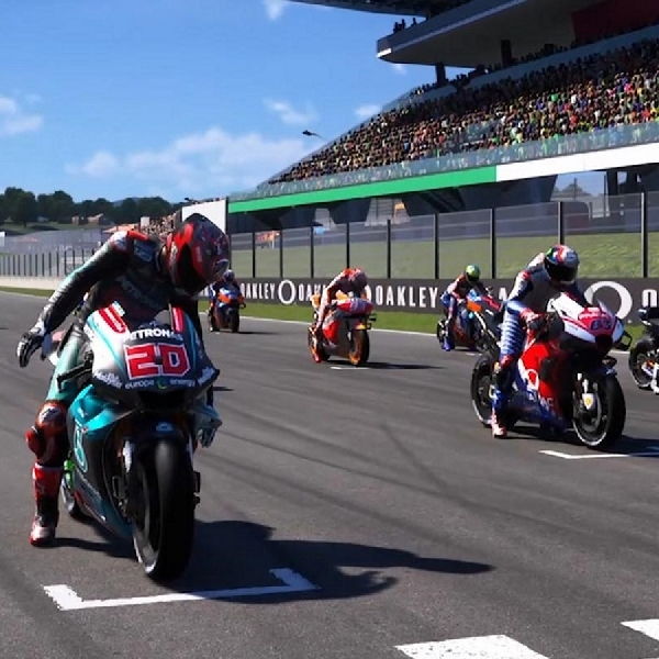 MotoGP: Virtual Race MotoGP, Balapan Pengganti di Tengah Pandemi