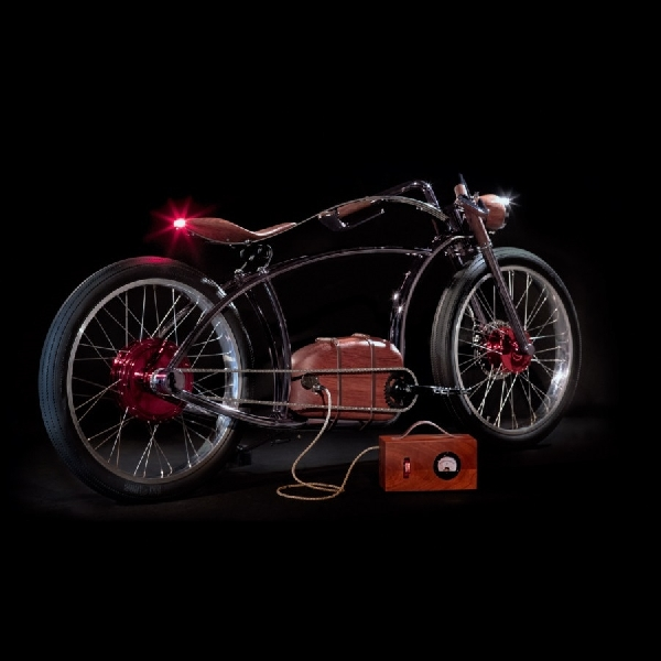 VM Avionics, Motor Listrik Handmade Retro era 1930-an