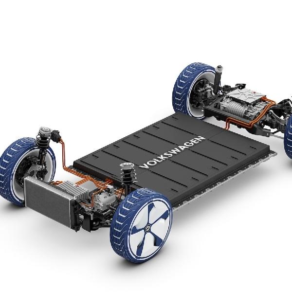 Indonesia Pacu Produksi Baterai Untuk Mobil Listrik Nasional