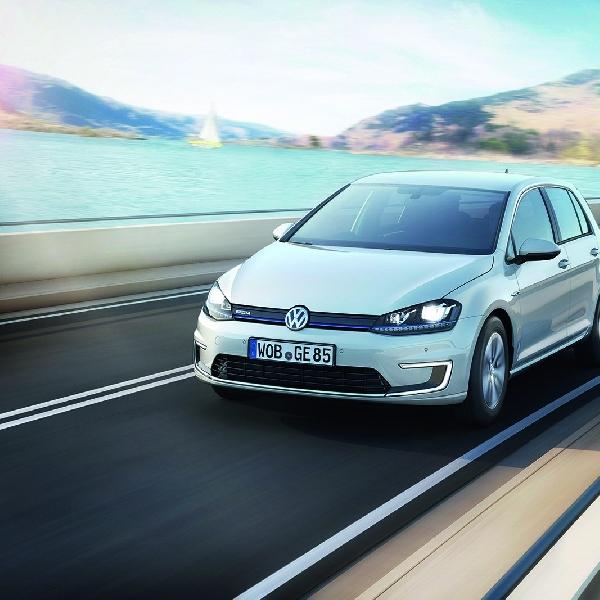 Volkswagen Akan Tingkatkan Daya Baterai e-Golf