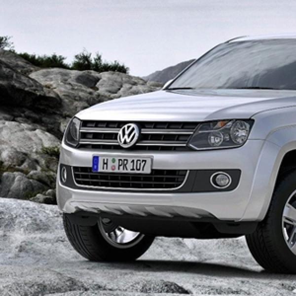 Volkswagen Amarok Facelift Lahir Tahun Depan