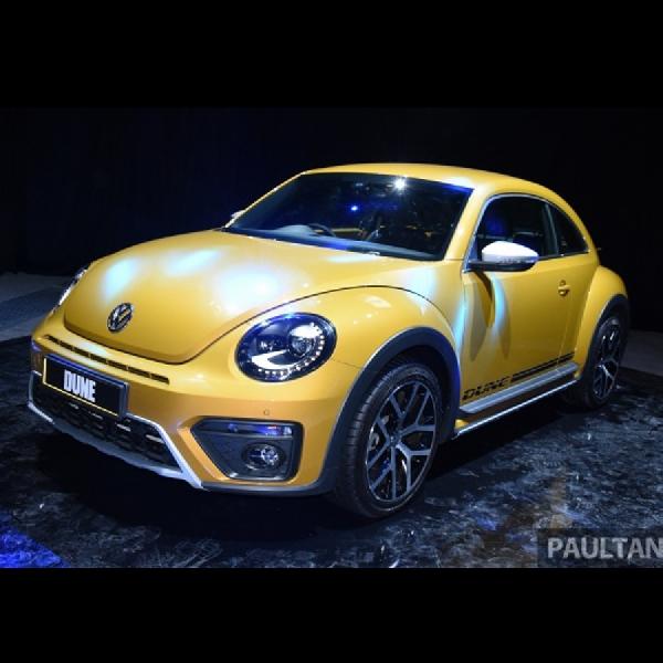 Volkswagen Beetle Dune hanya Dibuat 50 Unit